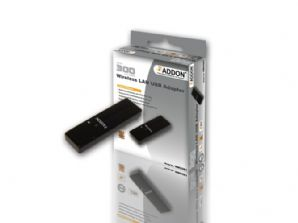 Addon NWU281 11N 300Mbps Wireless USB Adapter